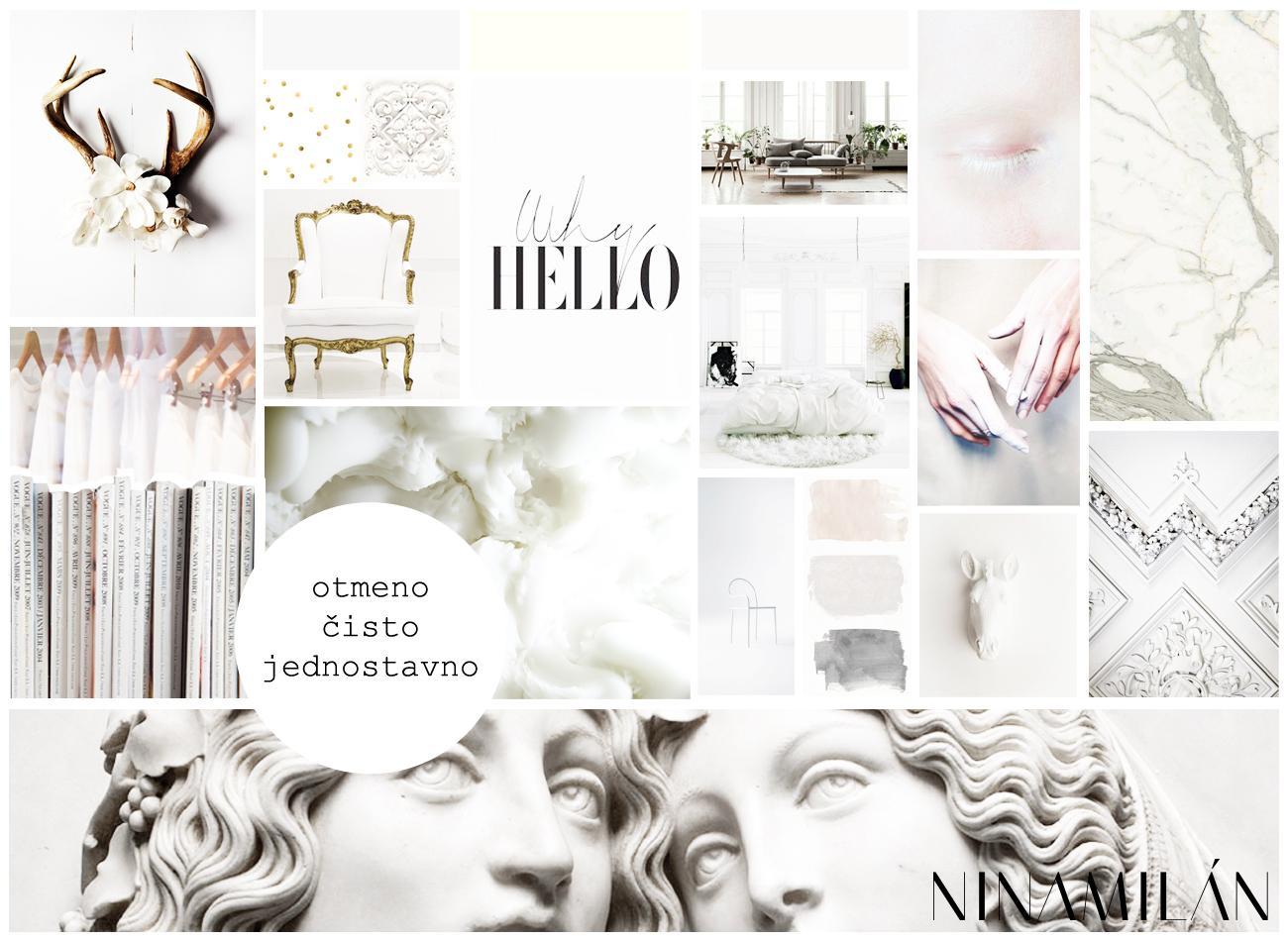 moodboard white