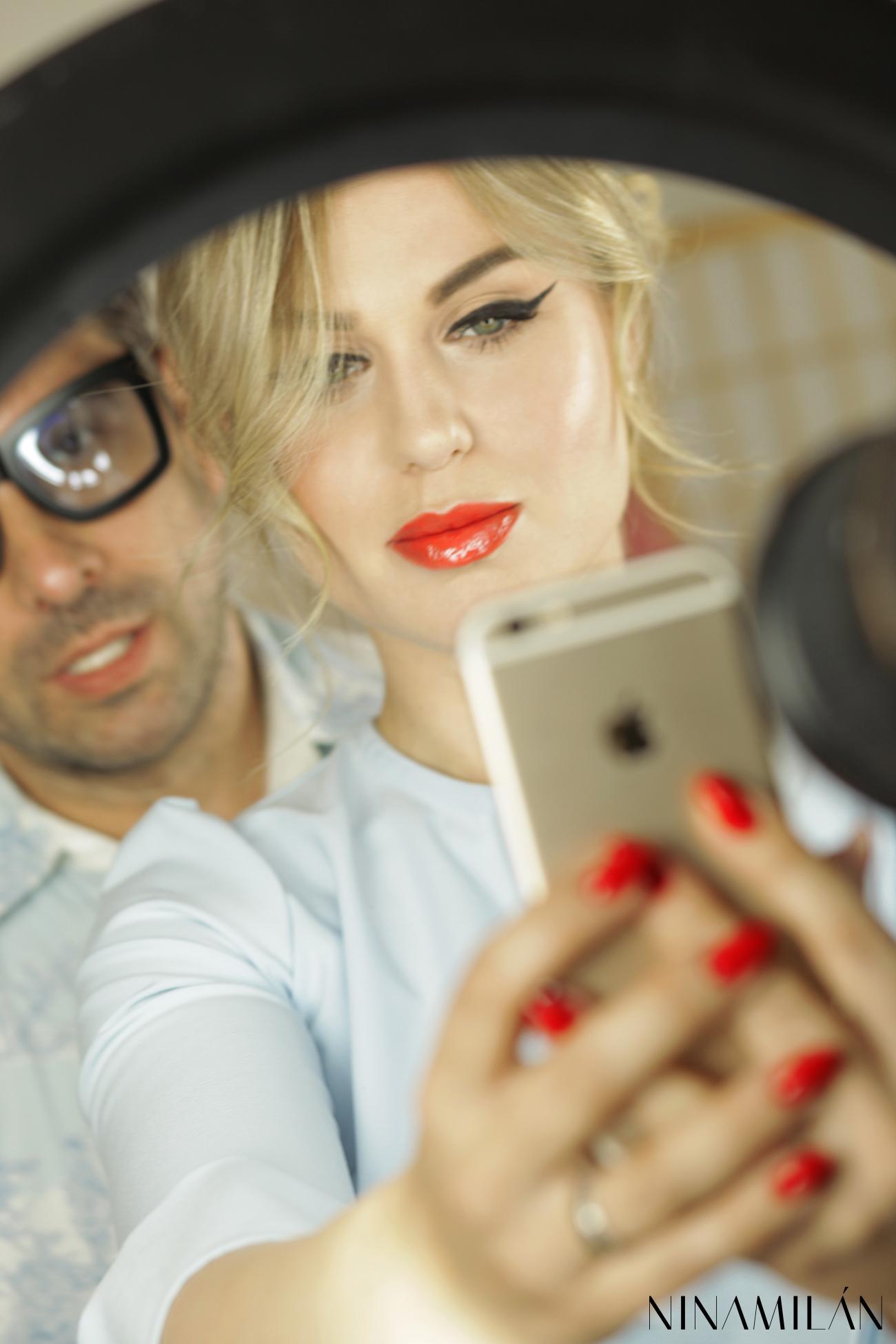 Letnja šminka za dan Nina Milovic (4)