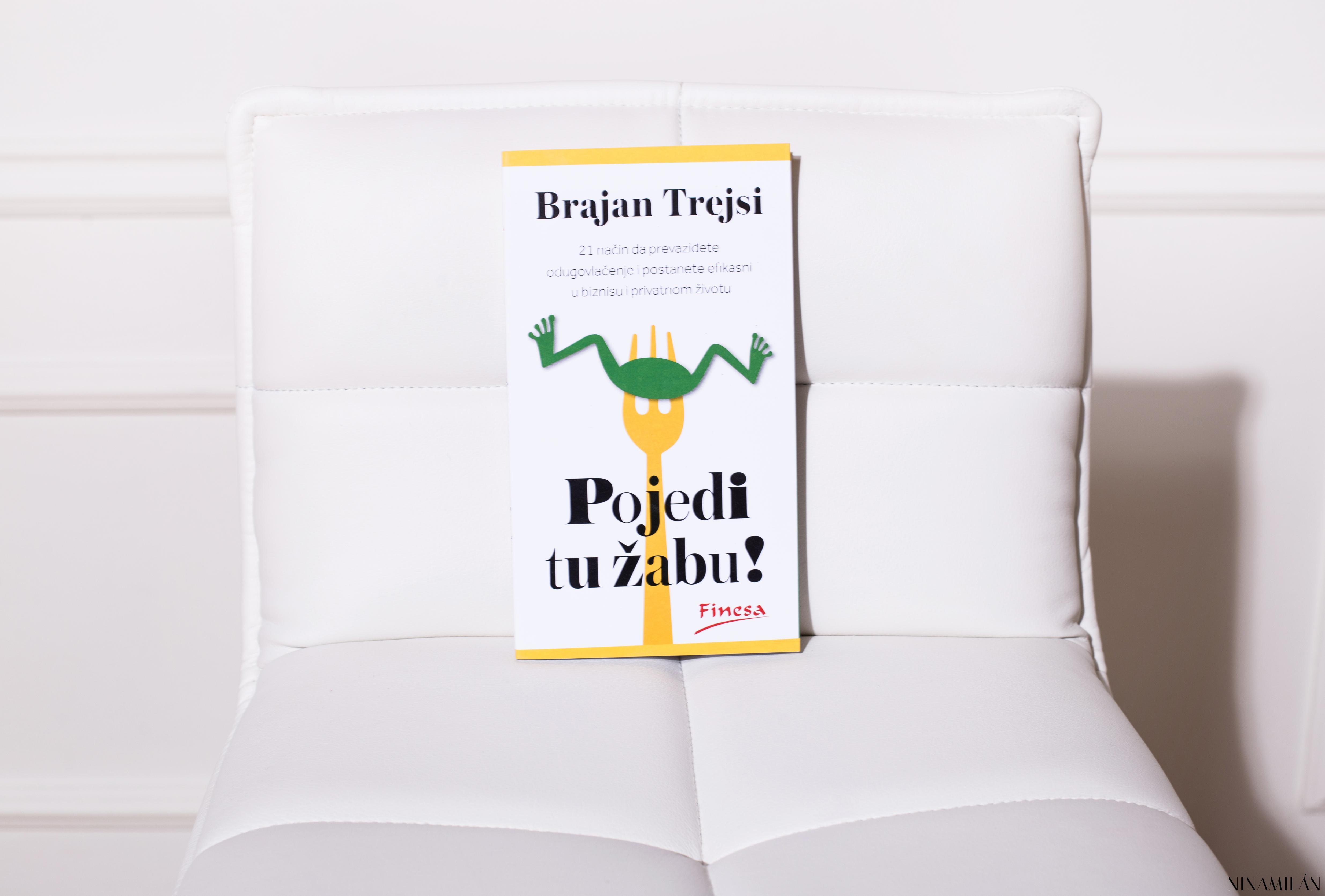 Knjige Pojedi tu žabu