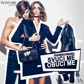 Novo iz radionice Wannabe Magazine & Fashion&Friends: SVUCI ME – OBUCI ME YouTube Show