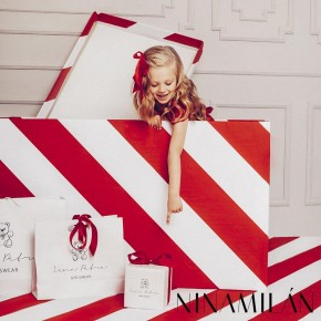 Inspirisana princezama: Novogodišnja kolekcija Lena Petra Girlswear